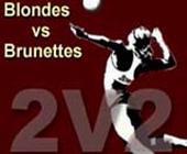 2x2 Volleyball