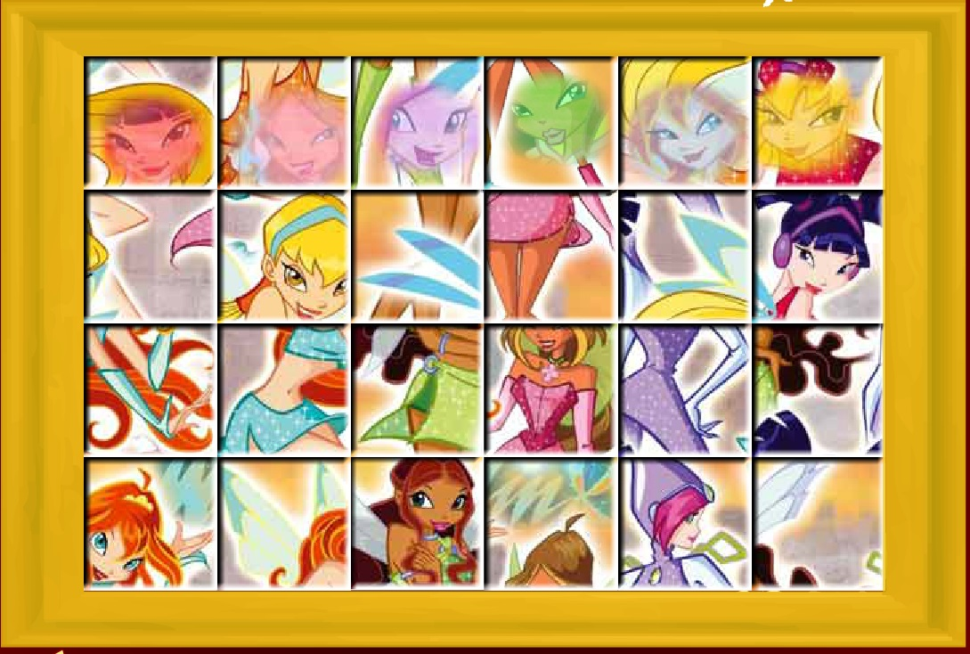 Winx Club Disorder