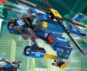 Lego Ninjago Alien Invasion