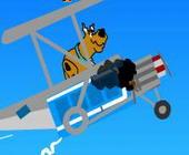 scooby doo avion