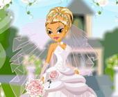 Fruehling Braut